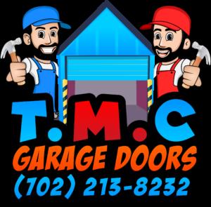 tmc garage door logo