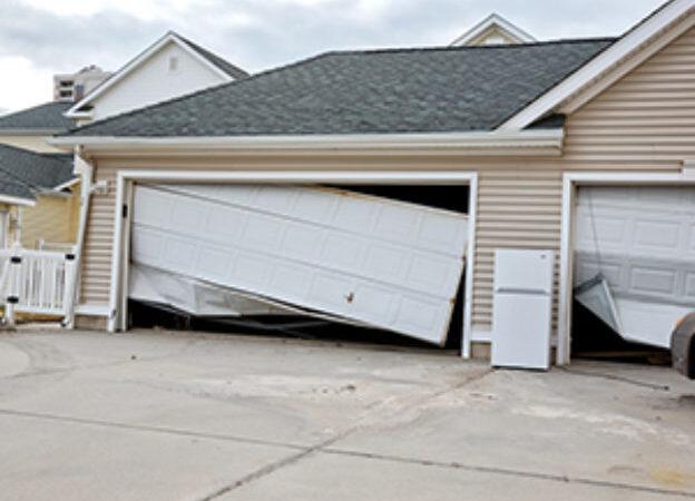 Fix Broken Garage Doors