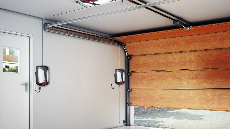 garage door opener.